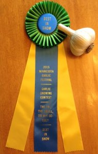 Best in Show Garlic