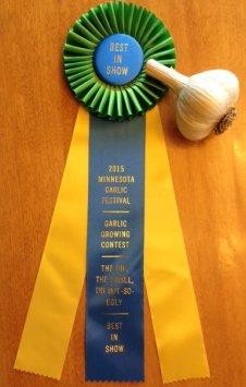 Best in Show Garlic