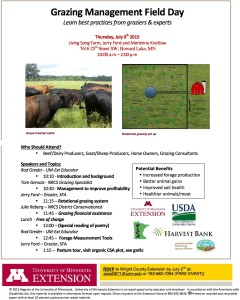 Pasture Field Day