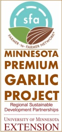 New Garlic Project Logo